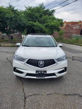 2020 Acura MDX for sale at EBN Auto Sales in Lowell MA