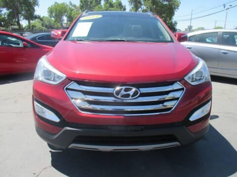 2014 Hyundai Santa Fe Sport for sale at Quick Auto Sales in Modesto CA