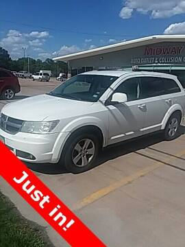 2010 Dodge Journey for sale at Midway Auto Outlet in Kearney NE