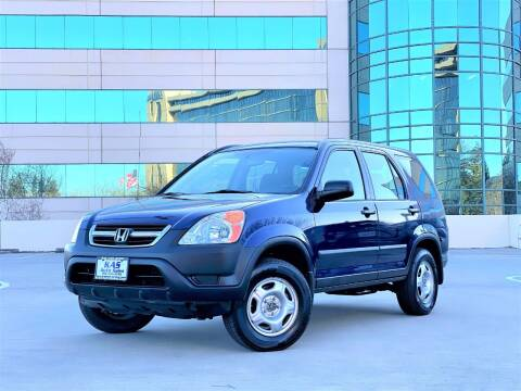 2004 Honda CR-V for sale at KAS Auto Sales in Sacramento CA