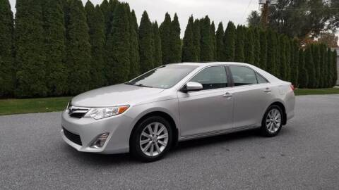2013 Toyota Camry for sale at Kingdom Autohaus LLC in Landisville PA