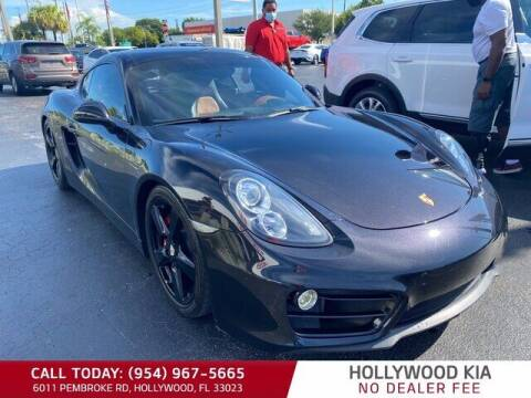 2014 Porsche Cayman for sale at JumboAutoGroup.com in Hollywood FL