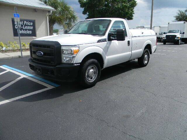 2013 Ford F-350 Super Duty for sale at Longwood Truck Center Inc in Sanford FL