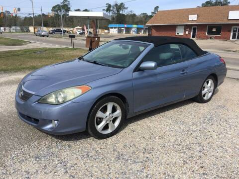 2005 Toyota Camry Solara for sale at Autofinders in Gulfport MS