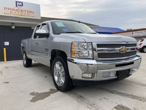 2013 Chevrolet Silverado 1500 for sale at Princeton Motors in Princeton TX