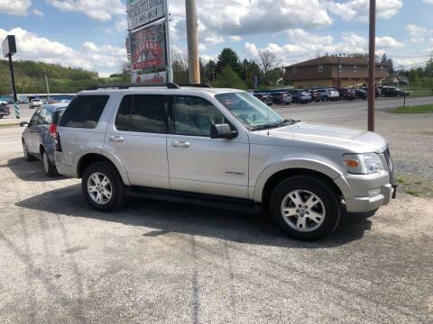 2007 Ford Explorer for sale at Superior Auto Sales in Duncansville PA
