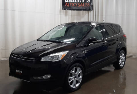 2013 Ford Escape for sale at Bailey's Auto Sales in Fargo ND