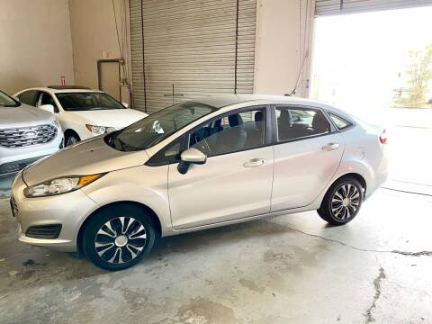 2015 Ford Fiesta for sale at Destination Motors in Temecula CA