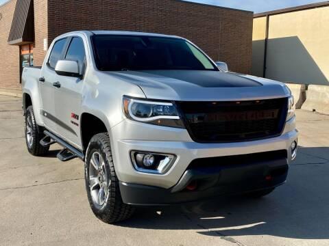 2018 Chevrolet Colorado for sale at Effect Auto Center in Omaha NE