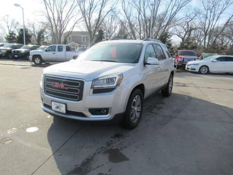 2015 GMC Acadia for sale at Aztec Motors in Des Moines IA