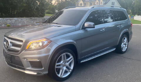 2016 Mercedes-Benz GL-Class for sale at Lakewood Auto in Waterbury CT