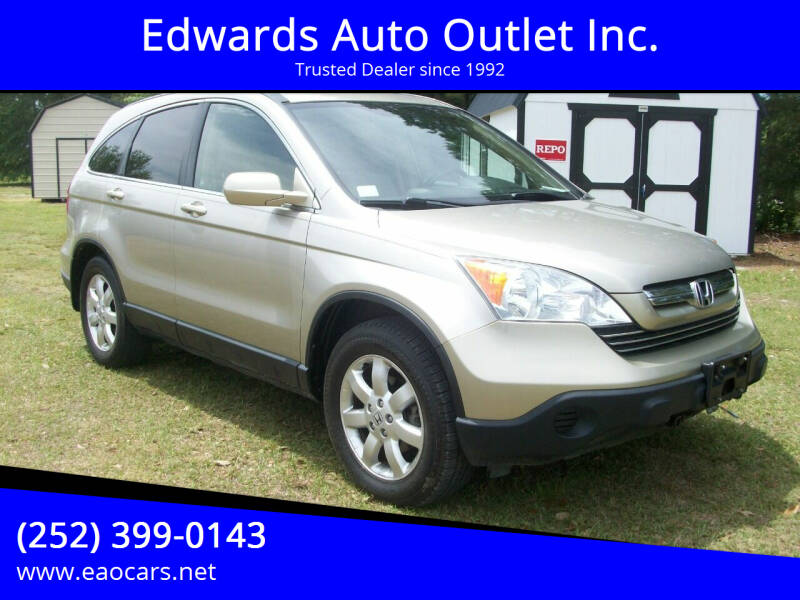2007 Honda CR-V for sale at Edwards Auto Outlet Inc. in Wilson NC