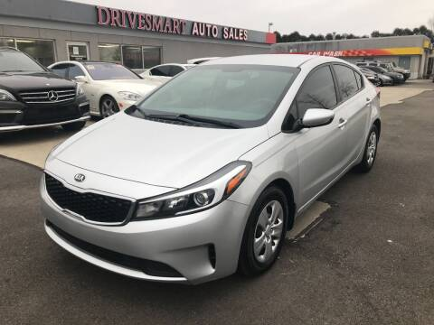 2017 Kia Forte for sale at DriveSmart Auto Sales in West Chester OH