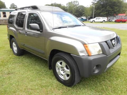2006 Nissan Xterra for sale at Jeff's Auto Wholesale in Summerville SC