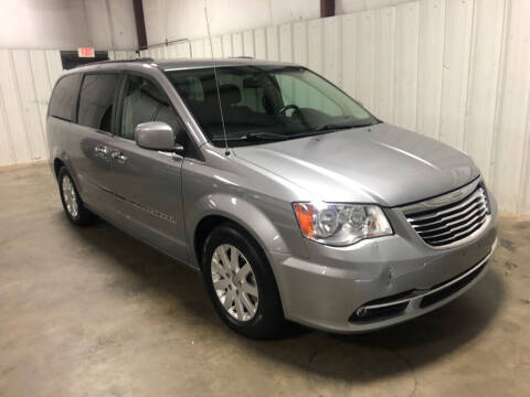 2014 Chrysler Town and Country for sale at Matt Jones Motorsports in Cartersville GA