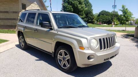 2009 Jeep Patriot for sale at Nationwide Auto in Merriam KS