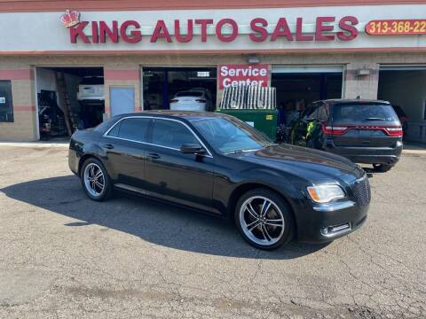 2012 Chrysler 300 for sale at KING AUTO SALES  II in Detroit MI