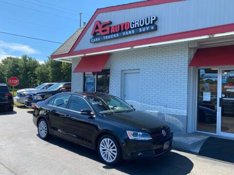 2013 Volkswagen Jetta for sale at AG AUTOGROUP in Vineland NJ