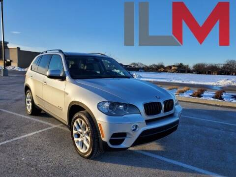 2012 BMW X5 for sale at INDY LUXURY MOTORSPORTS in Fishers IN