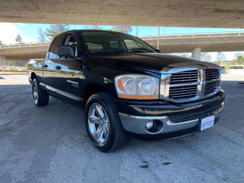 2006 Dodge Ram Pickup 1500 for sale at Bay Auto Exchange in San Jose CA