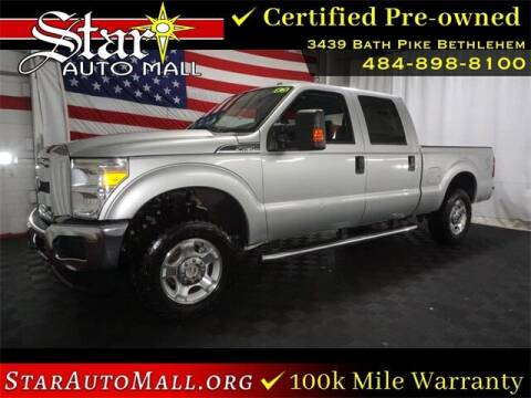 2015 Ford F-250 Super Duty for sale at STAR AUTO MALL 512 in Bethlehem PA