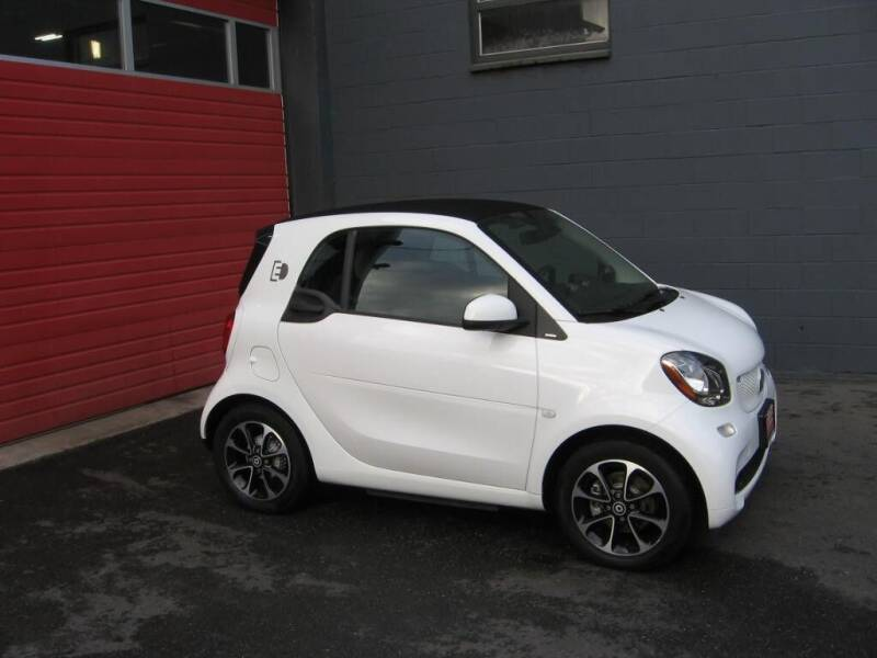 2017 Smart fortwo electric drive for sale at Paramount Motors NW in Seattle WA