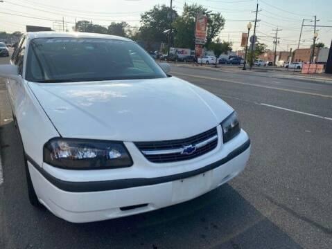 2004 Chevrolet Impala for sale at Auto Legend Inc in Linden NJ