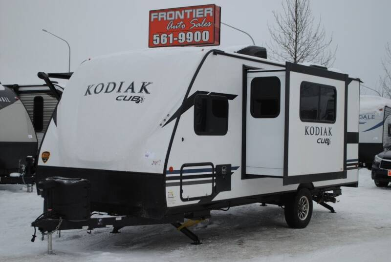 2021 Kodiak Cub 185MB for sale at Frontier Auto & RV Sales in Anchorage AK