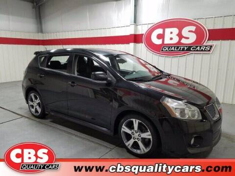 2009 Pontiac Vibe for sale at CBS Quality Cars in Durham NC