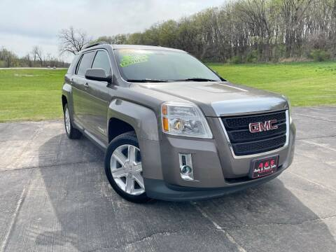 2010 GMC Terrain for sale at A & S Auto and Truck Sales in Platte City MO