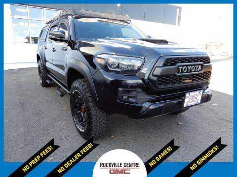 2019 Toyota Tacoma for sale at Rockville Centre GMC in Rockville Centre NY