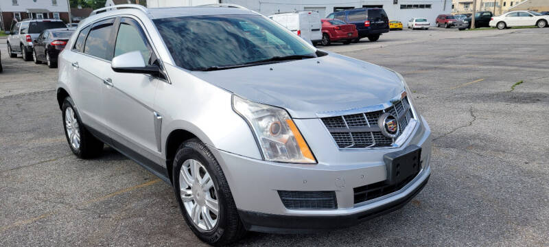 2013 Cadillac SRX for sale at WEELZ in New Castle DE