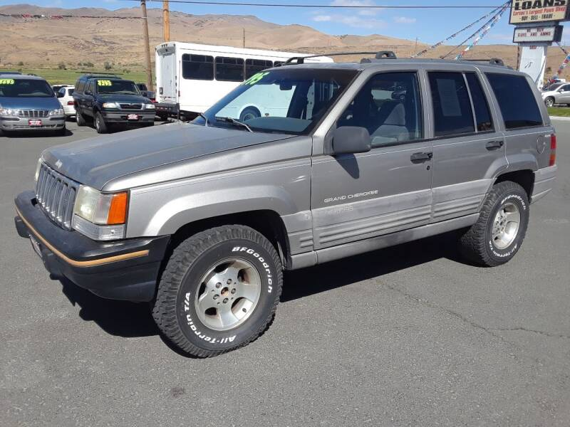 1998 Jeep Grand Cherokee for sale at Super Sport Motors LLC in Carson City NV