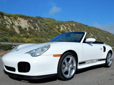 2004 Porsche 911 for sale at Milpas Motors Auto Gallery in Ventura CA