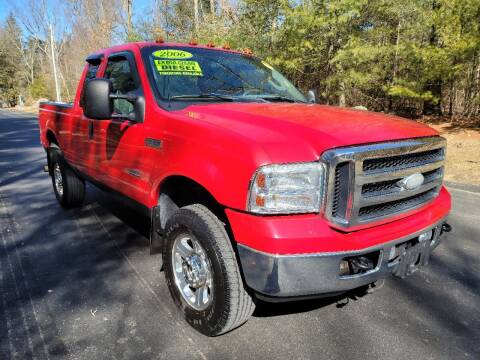 2006 Ford F-350 Super Duty for sale at Showcase Auto & Truck in Swansea MA