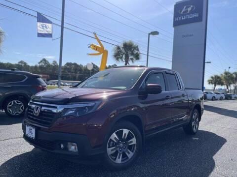 2019 Honda Ridgeline for sale at Mike Schmitz Automotive Group in Dothan AL