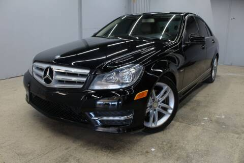 2012 Mercedes-Benz C-Class for sale at Flash Auto Sales in Garland TX