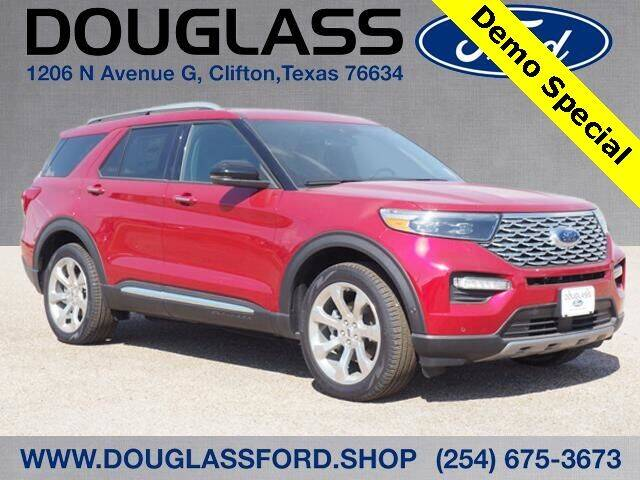 2020 Ford Explorer for sale in Clifton, TX