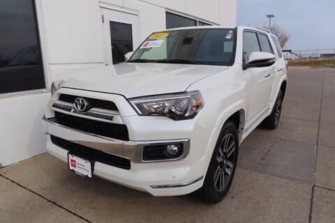 2017 Toyota 4Runner for sale at HILAND TOYOTA in Moline IL