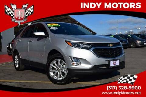2020 Chevrolet Equinox for sale at Indy Motors Inc in Indianapolis IN