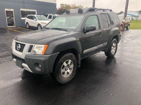 2012 Nissan Xterra for sale at Eagle Auto LLC in Green Bay WI