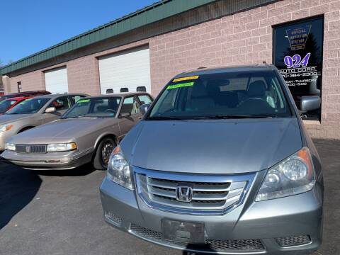 2009 Honda Odyssey for sale at 924 Auto Corp in Sheppton PA