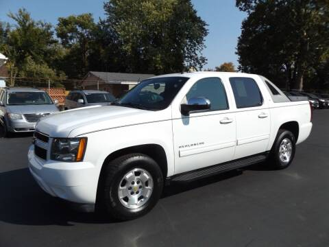 2011 Chevrolet Avalanche for sale at Goodman Auto Sales in Lima OH