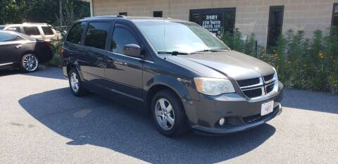 2011 Dodge Grand Caravan for sale at 220 Auto Sales LLC in Madison NC