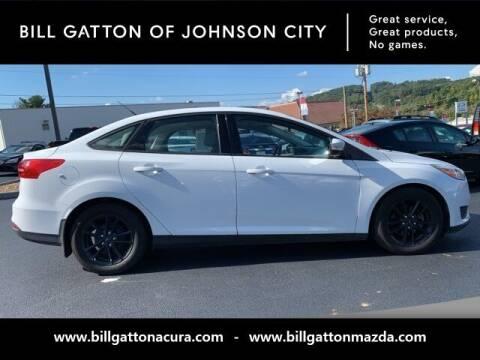 2016 Ford Focus for sale at Bill Gatton Used Cars - BILL GATTON ACURA MAZDA in Johnson City TN