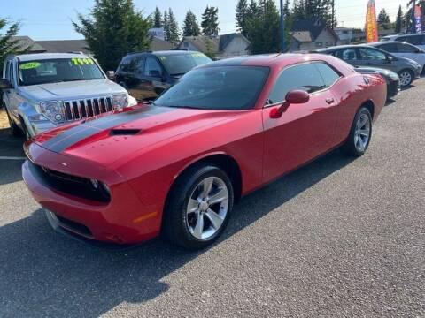 2016 Dodge Challenger for sale at MK MOTORS in Marysville WA