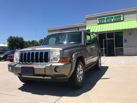 2006 Jeep Commander for sale at Cross Motor Group in Rock Hill SC