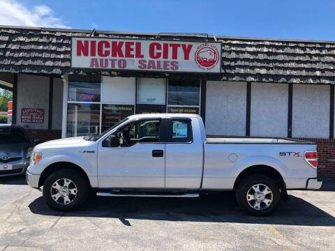 2009 Ford F-150 for sale at NICKEL CITY AUTO SALES in Lockport NY