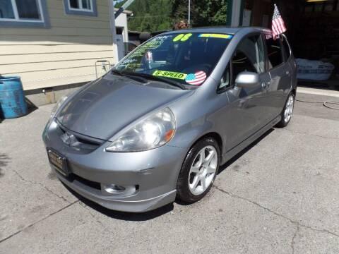 2008 Honda Fit for sale at Gold Key Motors in Centralia WA