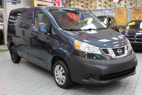 2018 Nissan NV200 for sale at Windy City Motors in Chicago IL